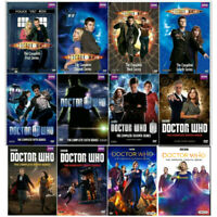 Doctor Who Complete Series Season 1-12 (DVD,61-Disc Set) Fast USPS Priority Mail