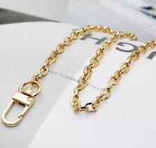 40/60/80/100/120cm Replacement Bag Strap Gold Chain Shoulder Crossbody Pochette