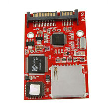 SD SDHC Secure Digital MMC to SATA Converter Adapter DT