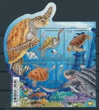 [G351562] New Caledonia 2015 Turtles good sheet very fine MNH