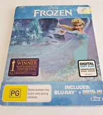 Disney's Frozen [Blu-ray] - Limited Edition Steelbook, New & Sealed, Oz Stock