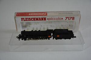 Locomotive Vapeur Fleischmann Piccolo 7178 - 1/160 train voie N
