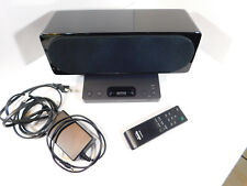 SONY Speaker System for iPod iPhone SRS-GU10iP With Sony Power Adapter & remote