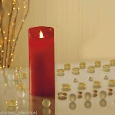 Christmas Large LED Candles Lights