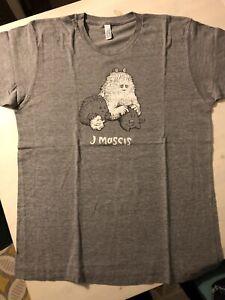 Dinosaur Jr. J Mascis tour shirt rare