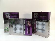 12 SRIXON DISTANCE - A GRADE QUALITY - USED RECLAIMED GOLF LAKE BALLS