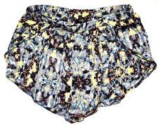 New Vans Womens Fox Trot Drawstring Casual Cotton Fashion Shorts Size Small