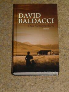 David Baldacci, Das Versprechen, Roman, gebundene Ausgabe