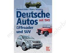 DEUTSCHE AUTOS SEIT 1945 - OFF-ROADER UND SUV