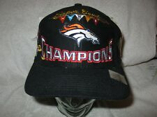 f34420b83e0 Vintage Logo Athletic Super Bowl XXXII snapback hat cap one size fits all