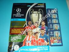 Topps UEFA Champions League *2018* Starter Pack + 5 packets / Greek /