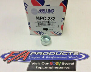 Melling MPC-282 16.5mm Steel Engine Expansion Plugs Deep Cup Freeze Out Plugs