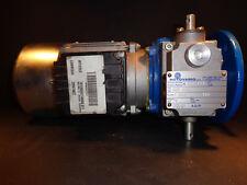 Motovario T63CC4 motor 230 460 volt 1/3 HP 11 mm shaft NEW 11-5728041