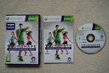 VOTRE FORME FITNESS évolué 2012 Xbox 360 jeu Kinect - 1st Classe Gratuit UK Envoi