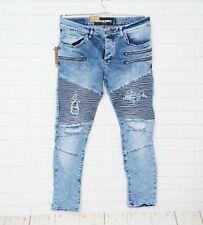 KC-Black Herren Jeans Gr. W33 - L30 Skinny Fit
