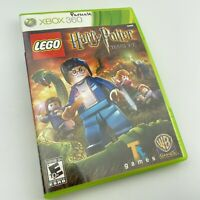 Lego Harry Potter Years 5-7 XBOX 360 Action / Adventure (Video Game)