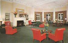 *(N)  Cooperstown, NY - Treadway Otesaga Hotel - Interior - Lobby