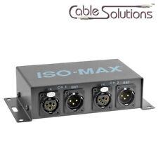 Jensen Transformers PB-2XX Stereo XLR Balanced Audio Input/Output Isolator
