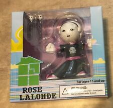"Rose Lalonde Vinyl Figure, Happy Worker Homestuck NEW in box 4.5"""