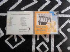 The Beach Boys Vs Jan & Dean - 15 Greatest Hits SURF POP  - RARE SPLIT CD