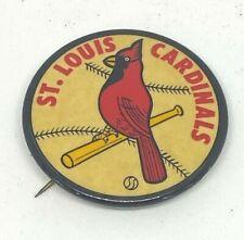 Rare Vintage 1920's St Louis Cardinals Pinback Button