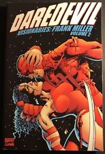 DAREDEVIL VISIONARIES FRANK MILLER VOLUME 2 DIRECT EDITION ISSUES 168-182