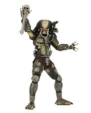 "Predator - 7"" Scale Action Figure - 30th Anniversary Unmasked Jungle Hunter NECA"