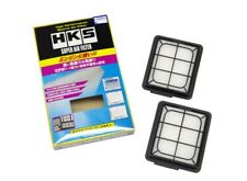 HKS Dry Non-woven Fabric Super Air Filter for 2008-2019 Nissan GT-R #70017-AN105