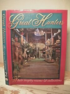 GREAT HUNTERS 2 Trophy Hunting Collections Taxidermy African Safari Lion Deer