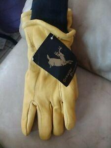 Large Deerskin Gloves