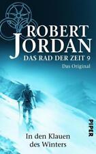 In den Klauen des Winters / Das Rad der Zeit. Bd.9 ► Robert Jordan  ►►►UNGELESEN
