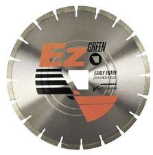 "7"" x 095 Vantage Diamond Green Concrete Gc-35 Ez350 Medium Bond Soff Cut 3000"