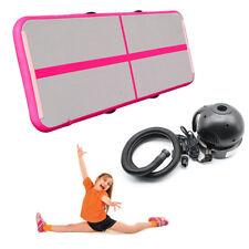 Inflatable Air Tumbling Track Gymnastics Cheerleading Landing Mat GYM Mat Good