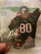 4bfb3cd07 Burger King 2007 NFL Players Mini Jersey Houston Texans -  80 4