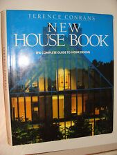 Terence Conran's New House Book Complete Guide to House Design 1985 Conran