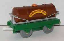 Guilane Thomas The Train TRACKMASTER Chocolate Syrup Car