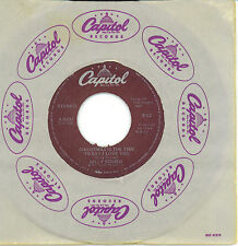 BILLY SQUIER  My Kinda Lover / Christmas Is The Time To Say I Love You 45