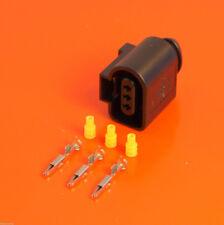 VW AUDI VAG - 3D0 973 703 - 3 Pin Sealed Female JPT Connector Kit - 3D0973703