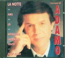 🔥Adamo - I Successi Di Adamo Le Canzoni D'Amore Cd Eccellente