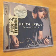 KEITH URBAN Greatest Hits CD 2007 Capitol Records BRAND NEW & FACTORY SEALED!!