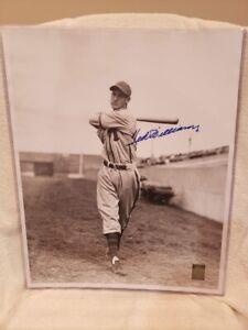 GORGEOUS Ted Williams AUTO'D 16x20 Photo, Minneapolis Millers #2, Boston Red Sox