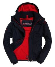 Superdry men's Arctic Hooded Pop Zip SD-Windcheater Jacket Small NEW W/TAG