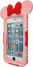 Gourmandise Disney Waterproof Case for iPhone6 Minnie Mouse DN-267MN