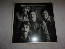 The Best Of Bread By Bread (Vinyl 1973 Elektra) ORG Record Album