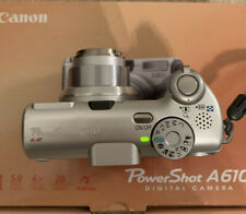 Canon PowerShot Digital Camera with Case