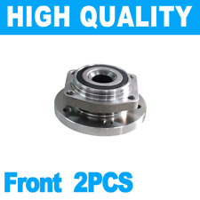 Pair FRONT Wheel Hub and Bearing Assembly for VOLVO 850 9 C70  S70  V70