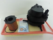 Ford Fiesta MK6 1.4 TDCi 1399CC Oil Air Fuel Filter Sump Plug 01-08 Service Kit