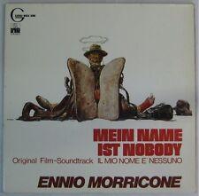 Ennio Morricone 33 tours Mon nom est personne 1973 Allemagne