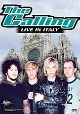 The Calling - Live In Italy (DVD, 2003)