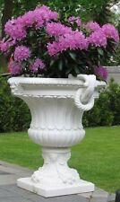 Vase Amphore Schale Pflanzgefäß Kübel Steinvase Gartendekoration Marmor Art.215